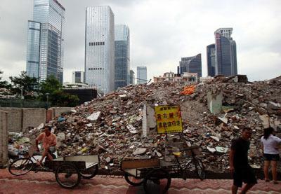 Peter Bialobrzeski, Die Stadt Shenzhen Bildrechte: NDR / © NDR/Prounen Film