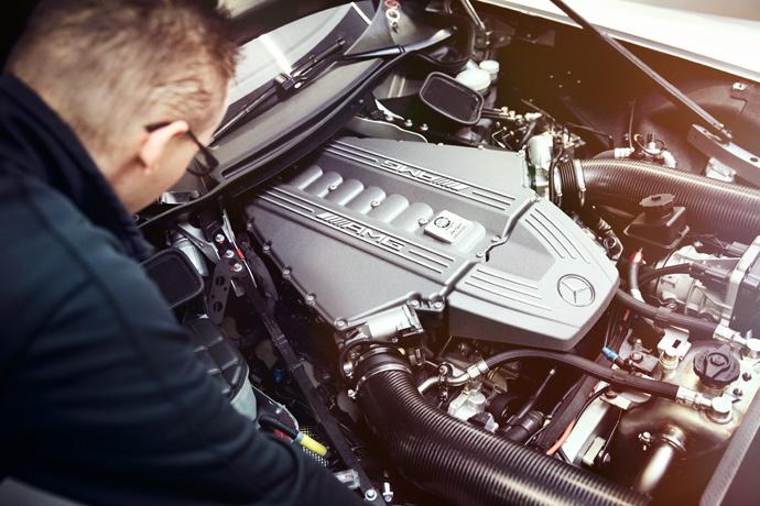 R Westrich SLS AMG GT3 06