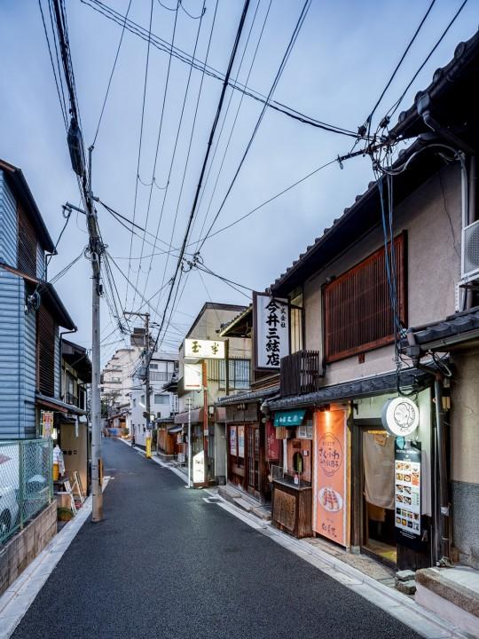 higashiyama ward - kyoto von Maximilian Gottwald