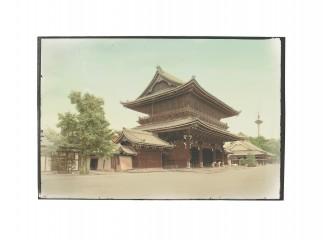 Travel in time, Tempel 1, Japan von Christian Schmidt