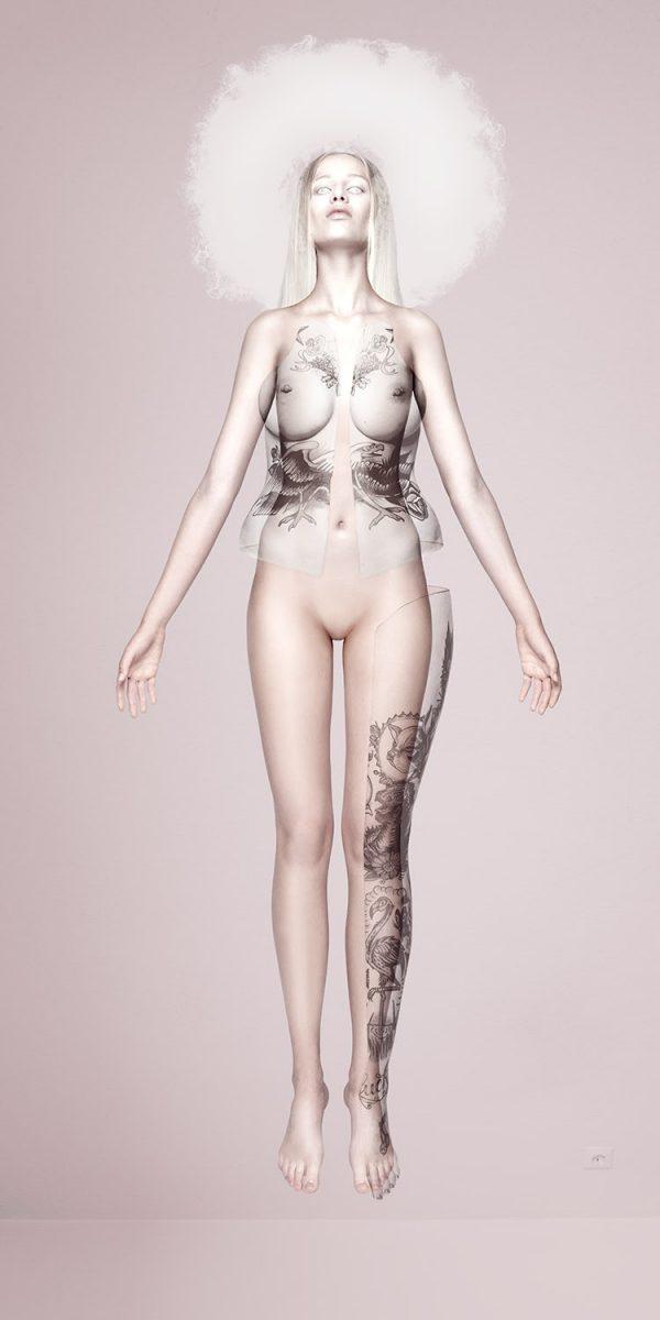 Phantastic - the glory of mass individualism - female von frankundsteff