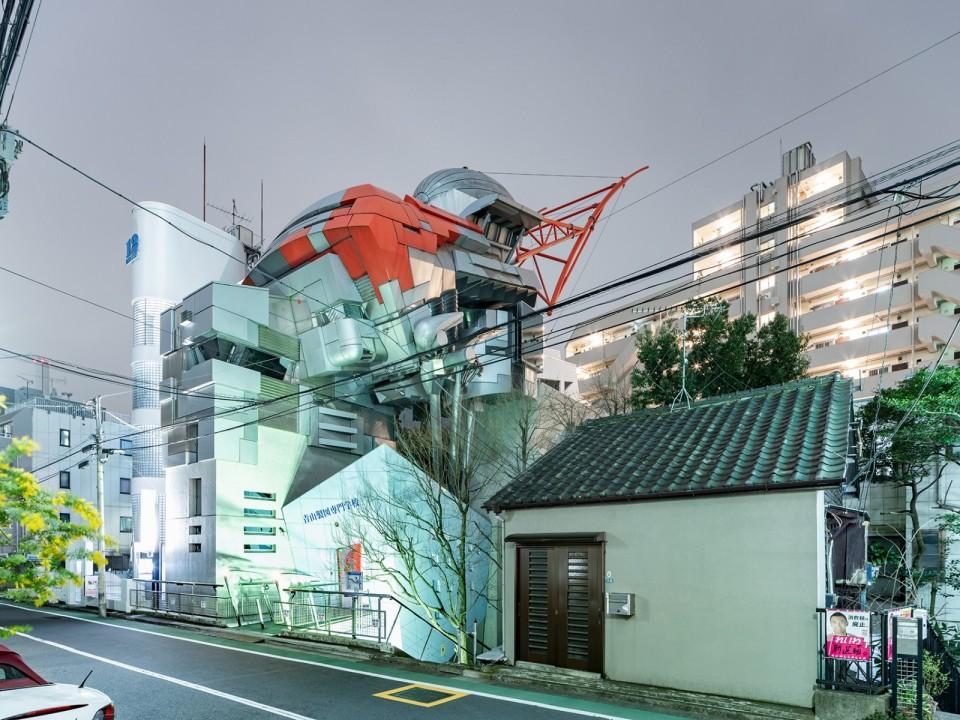 aoyama technical college - tokyo von Maximilian Gottwald