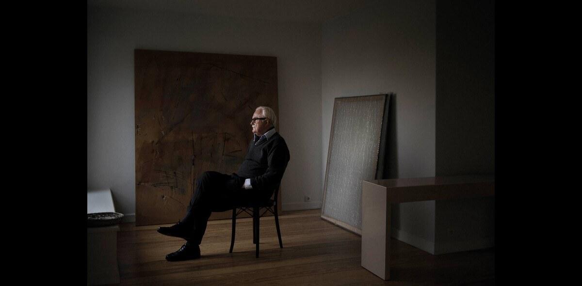 Porträt von F.C. Gundlach